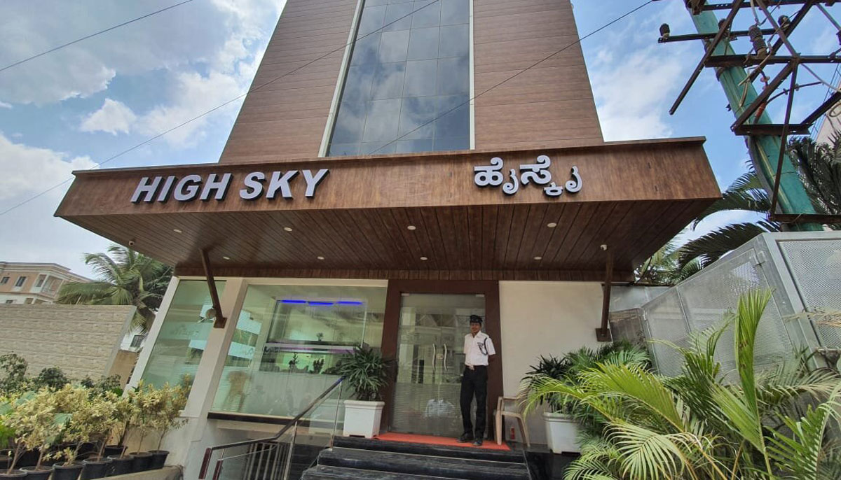 high sky hotels - outer ring road